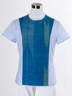 着物リメイク@「夏はこのTシャツで…」