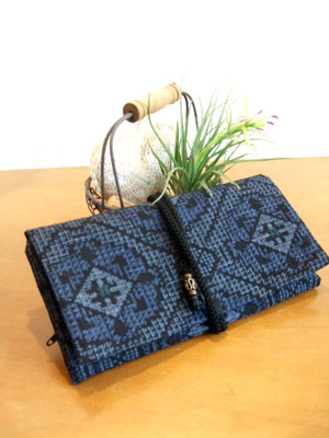 お客様の声@納品後お客様から頂いたメールに感涙...『三つ折り財布』