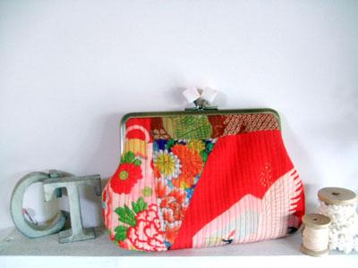 着物リフォーム@大島紬のリメイクと古布着物ハギレの活用法