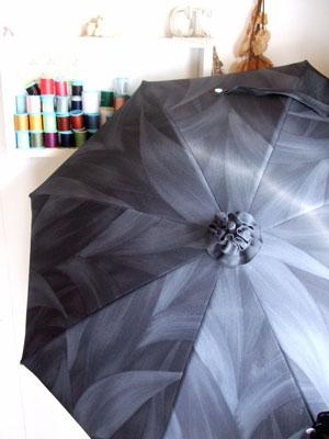 着物リメイクブログ@着物リメイクの日傘を作り方の大事なポイント