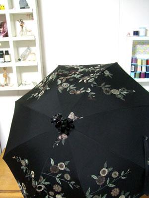 着物リメイクブログ@日傘の作り方…着物リメイクの注意点のまとめ