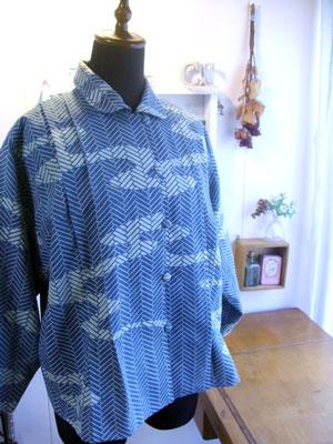 着物リメイクブログ@「着物から洋服を作る」「着物から羽織を作る」ジャンルが異なる仕事です。