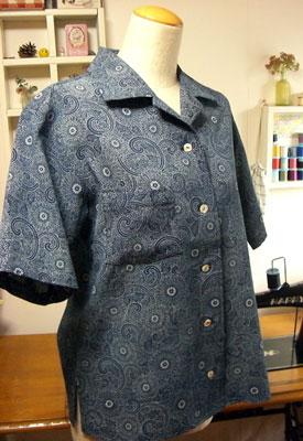 着物リメイクブログ@着物でリメイクするアロハシャツに関して大いに語る。【必読編】