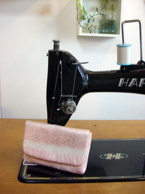 着物リフォームブログ@僅かな着物のハギレから数珠入れ/念珠入れを製作