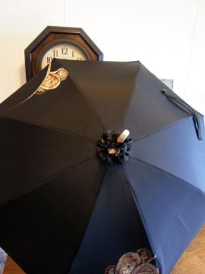 着物リフォームブログ@着物リメイクの日傘製作のポイントと鉄拳の最新作「約束」