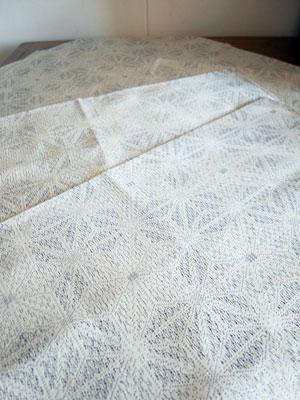 着物リメイクブログ@一枚の着物で敷物とか念珠入れを作る。