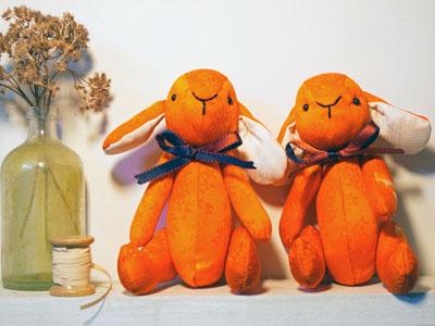 着物リフォームブログ@着物リメイクで人形やぬいぐるみを作る作り方
