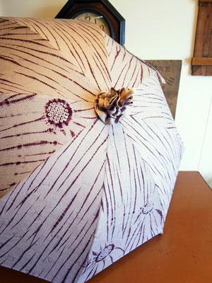 着物リフォームブログ@昨年は春から受注急増の実績有!着物リメイク日傘について