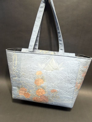 着物リメイクブログ@着物リメイクでトートバッグを作る…その注意点など。