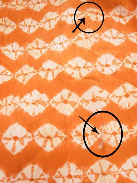 着物リメイクブログ@破れた着物、経年劣化した着物生地…そのリメイク術