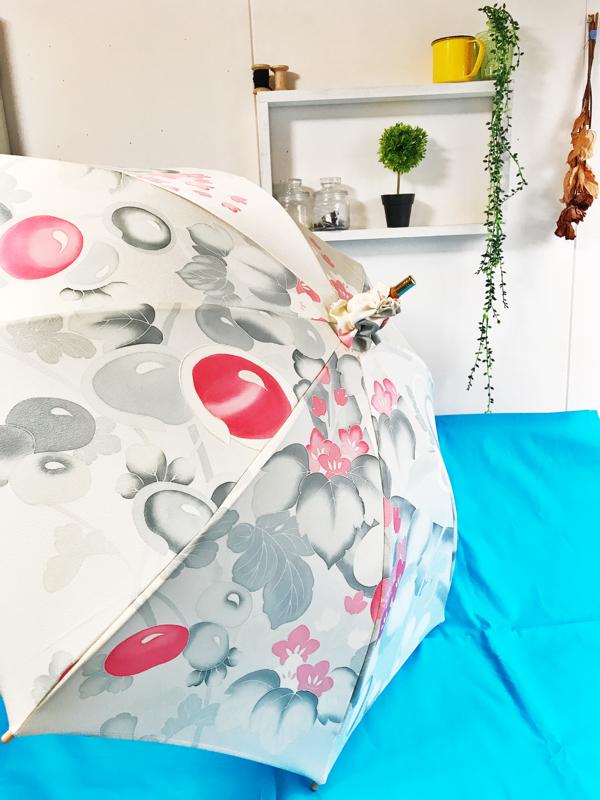 「喜びは涙が出るほどです。」…神奈川のお客様に納品させて頂いた振袖と袋帯リメイク実例