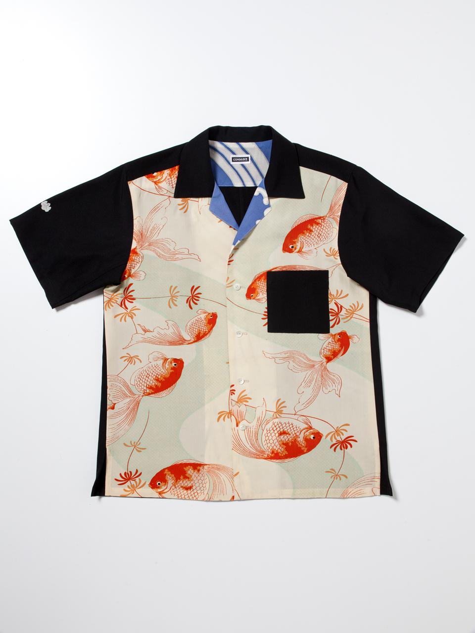着物リメイクアロハシャツに関してまとめます。
