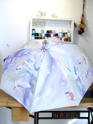 着物リメイク商品の到着日に早速メールでご感想を頂きました!