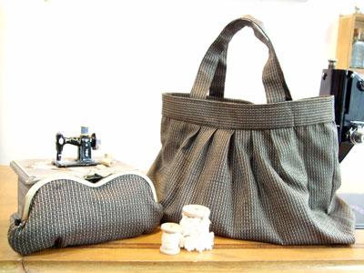 試作作り大島紬編…試行錯誤して着物リメイクやっています。