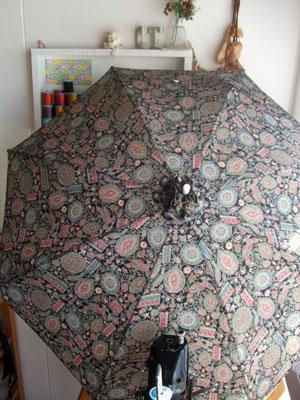 着物リメイク日傘製作に関する最大のノウハウとポイント