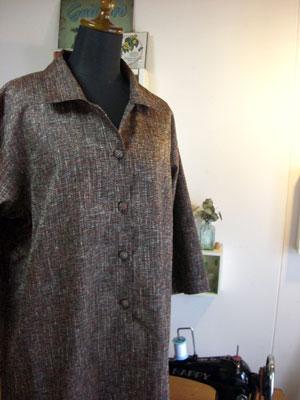 着物リメイクで服を作る際の作り方とポイントと注意点。