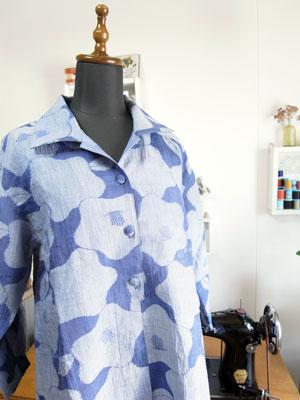 着物リメイクで服の作り方…着物生地の特性は知るべき