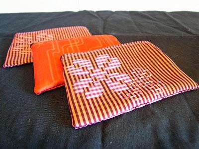 着物リメイクブログ@道行コートをリメイクした制作実例