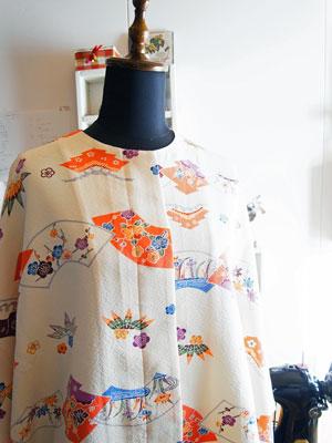 着物リメイクブログ@インターネットを使って着物リメイクで洋服を作る作り方…