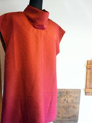 着物リフォームブログ@着物リメイクで服を作る上手な作り方…カナタツ商店利用編