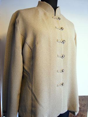 着物リフォームブログ@サンプルをお借りして着物リメイクのブラウスを作る!と、モノポリ旅行情報