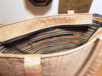 着物リメイクブログ@内生地にも着物生地を使ってトートバッグを製作する注意点
