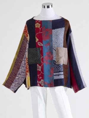 着物リメイクブログ@着物リメイクの服は何故ゆったりしているのか?