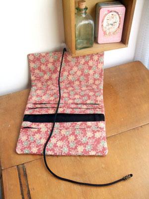 着物リメイク財布実例 姫路のお客様もお気軽にご相談ください