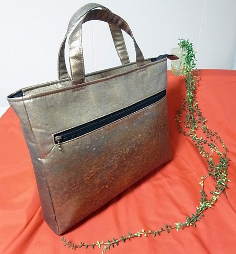神奈川のお客様に納品させて頂いた帯リメイクハンドバッグ